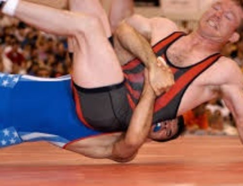 History of Wrestling: Olympic Wrestlers