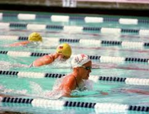 Short History of Swimming: Olympic swimming history
