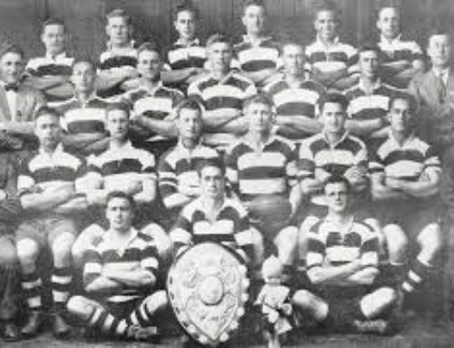Origins of rugby: rugby history